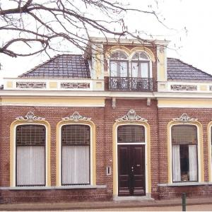 dokter arends woning